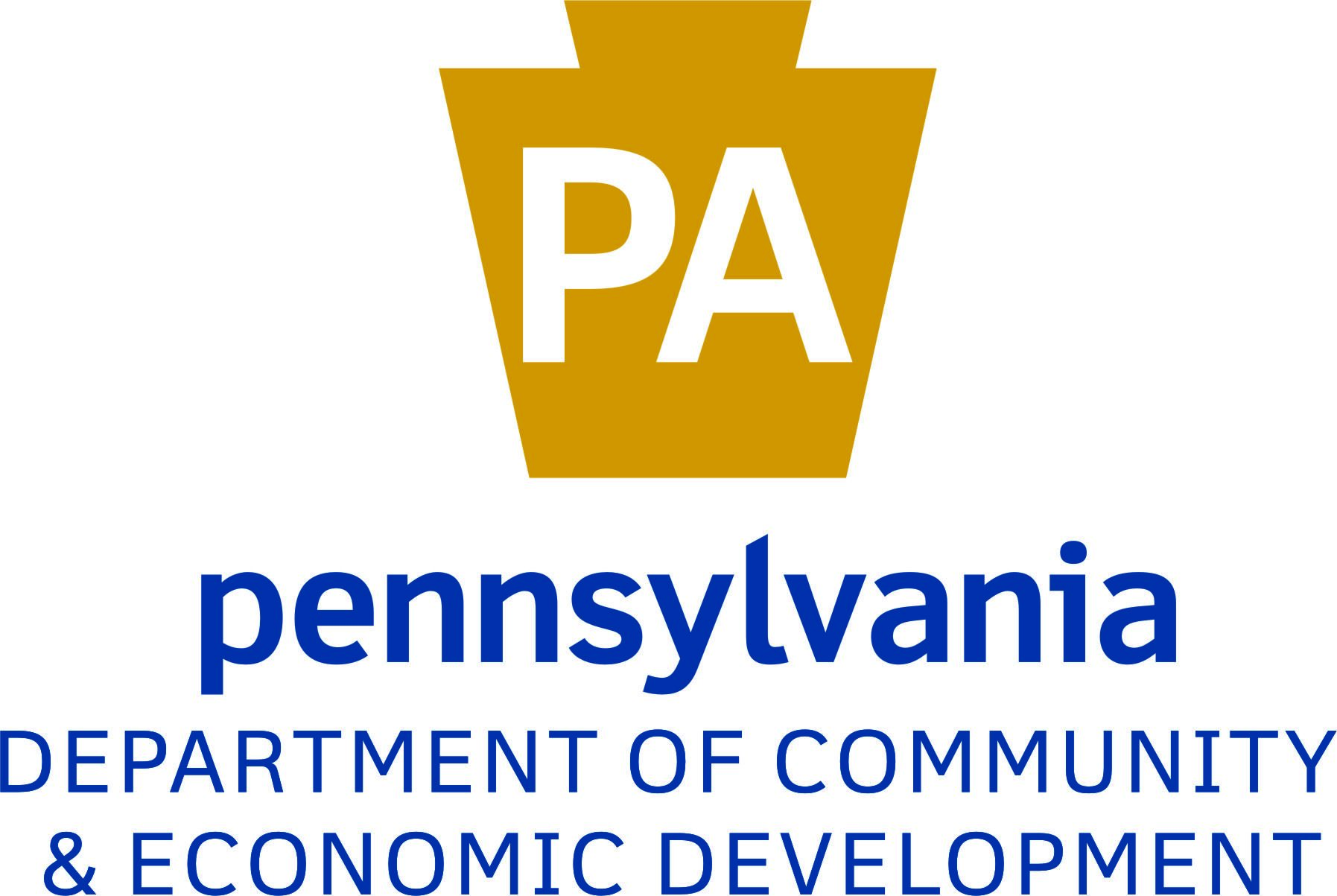 Logo of Pennsylvania Department of Community and Economic Development (DCED)